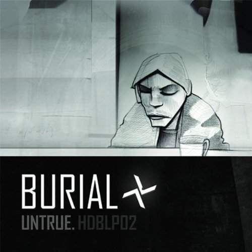 Untrue - burial (płyta winylowa) marki Hyperdub-gbr
