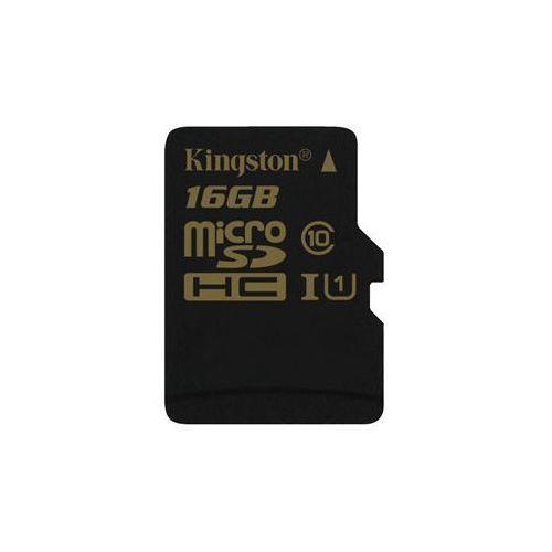 Karta pamięci 16gb microsdhc cl10 uhs-i 90r/45w marki Kingston