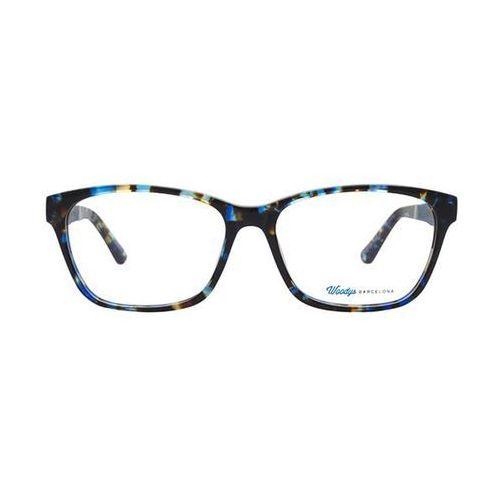 Okulary Korekcyjne Woodys Barcelona Born 125
