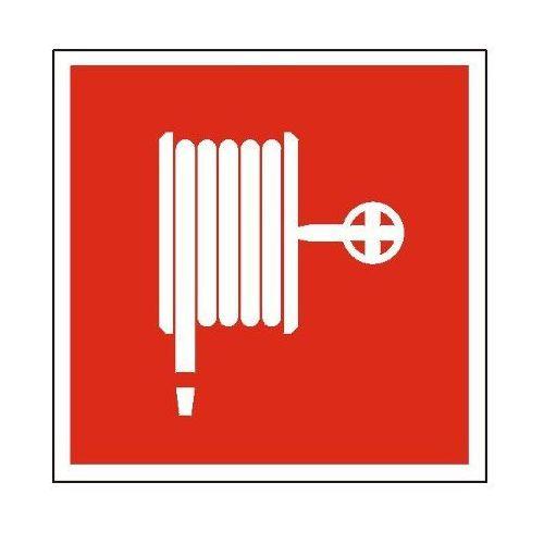 Znak hydrant wewnętrzny 200x200 pf marki Techem