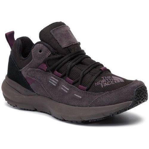 The north face Trekkingi - mountain sneaker ii t93wz9h35 tnf black/winter bloom purple