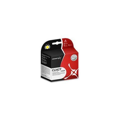 Tusz Asarto do Canon CLI42Y   Pixma Pro-100   284 str.   yellow