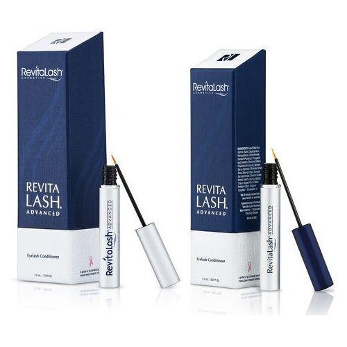 Revitalash zestaw: eyelash conditioner advanced 3,5ml + eyelash conditioner advanced 2,0ml