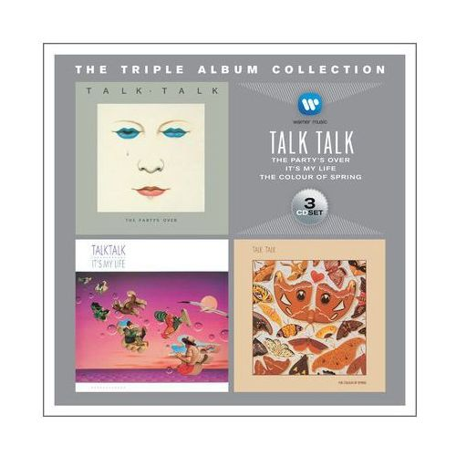 Warner music poland Triple album collection - talk talk (płyta cd)