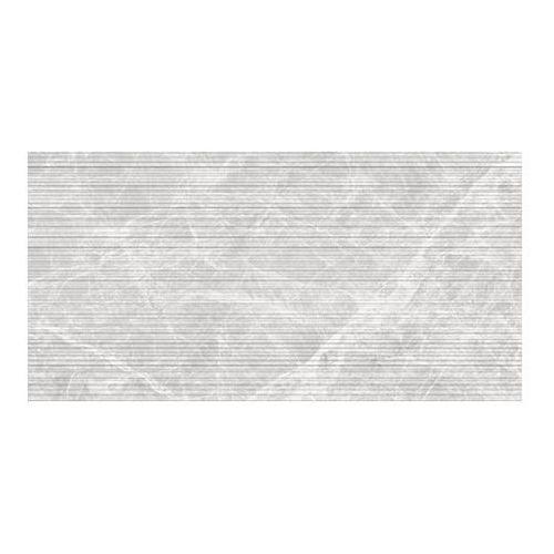Ceramstic Dekor lavre waves 30 x 60 cm jasnoszary 1,44 m2 (5907180131898)