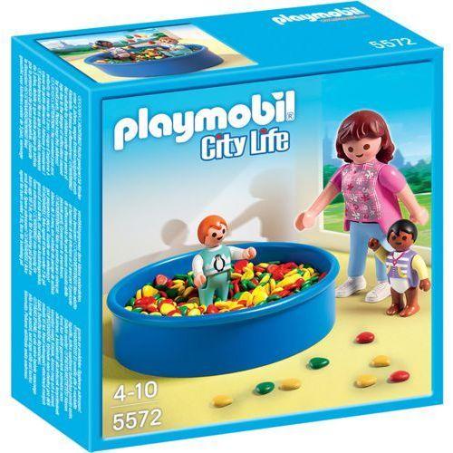 Playmobil CITY LIFE Basen z piłeczkami 5572 - BEZPŁATNY ODBIÓR: WROCŁAW!
