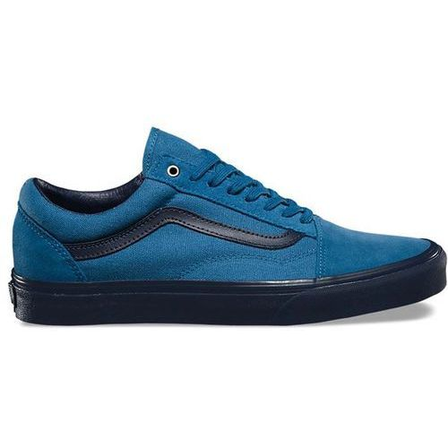 buty VANS - Old Skool (C D) Blue A (MOK) rozmiar: 42.5
