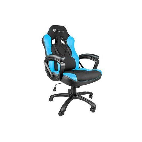 Fotel GENESIS SX33 Gaming Chair Czarno-niebieski + Zamów z DOSTAWĄ JUTRO! + DARMOWY TRANSPORT!