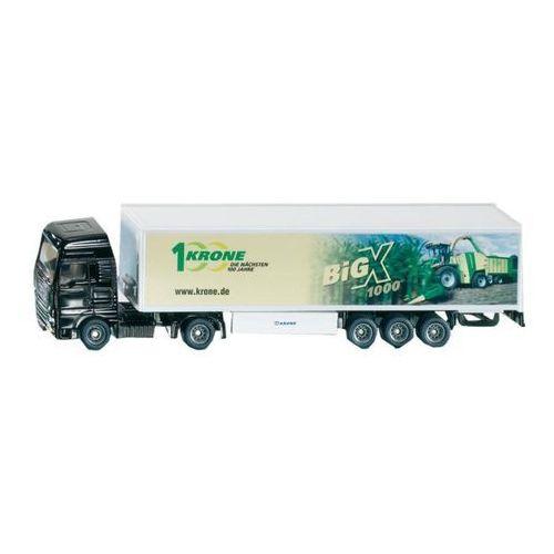 Siku Ciężarówka z przyczepą/1627/ (4006874016273)