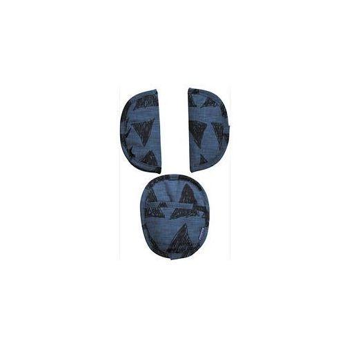 Dooky Uniwersalne nak�adki na pasy (blue tribal)