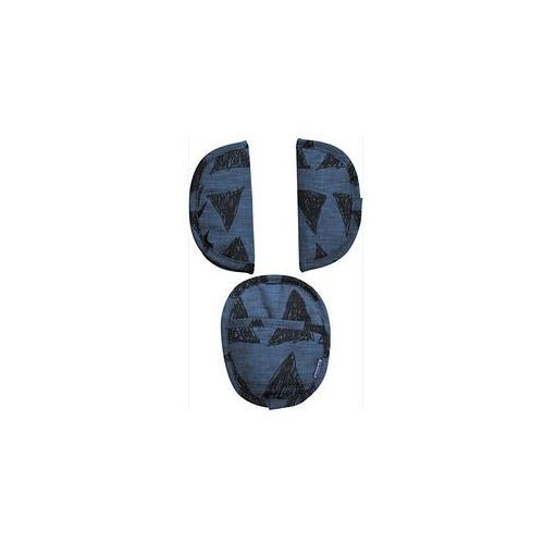 Uniwersalne nak�adki na pasy Dooky (Blue Tribal)