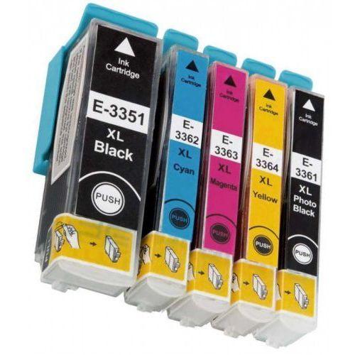 Zgodny multipack epson xp-530 xp-630 xp-635 xp-830 zestaw bkcmy od marki Mbm
