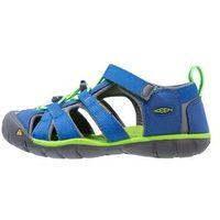 Keen SEACAMP II CNX Sandały trekkingowe true blue/jasmine green, kolor niebieski