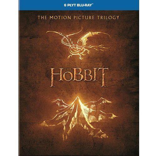 Hobbit: Filmowa trylogia Edycja limitowana steelbook (6xBlu-Ray) - Peter Jackson