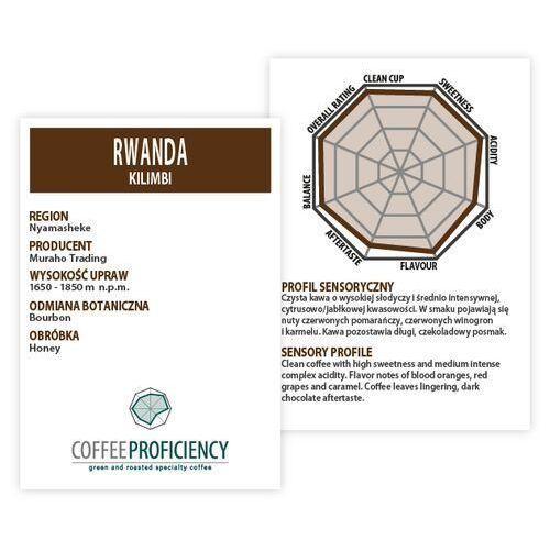 Coffee Proficiency RWANDA KILIMBI 250g