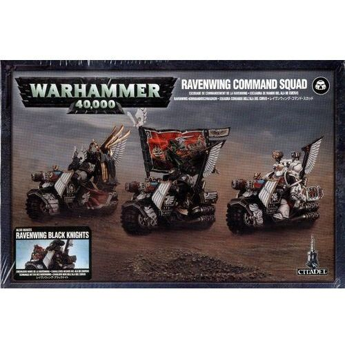 Ravenwing Command Squad (44-11) GamesWorkshop 99120101097 (5011921040438)