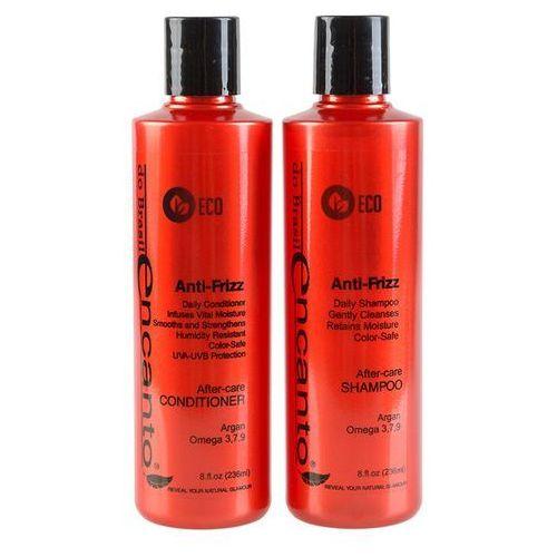 Encanto DO BRASIL Anti-Fizz After-Care zestaw po keratynowym prostowaniu włosów 2x236ml - sprawdź w wybranym sklepie