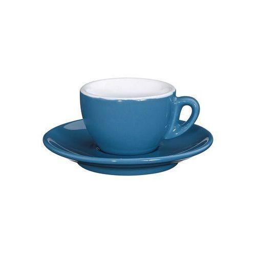 Cilio - Roma - filiżanka do espresso, 50 ml, niebieska - niebieski