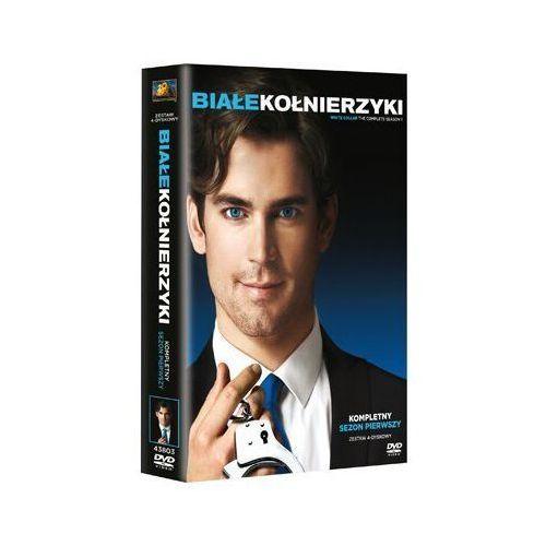 Białe kołnierzyki - sezon 1 (DVD) - John T. Kretchmer