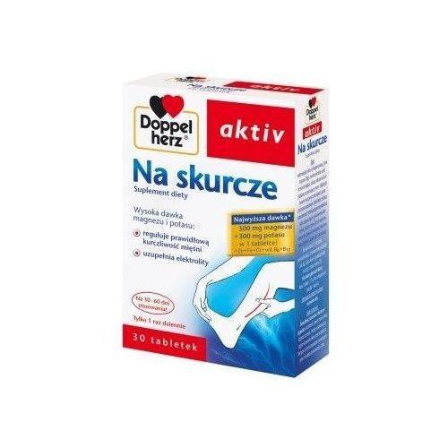 Tabletki DOPPELHERZ Aktiv Na Skurcze x 30 tabletek