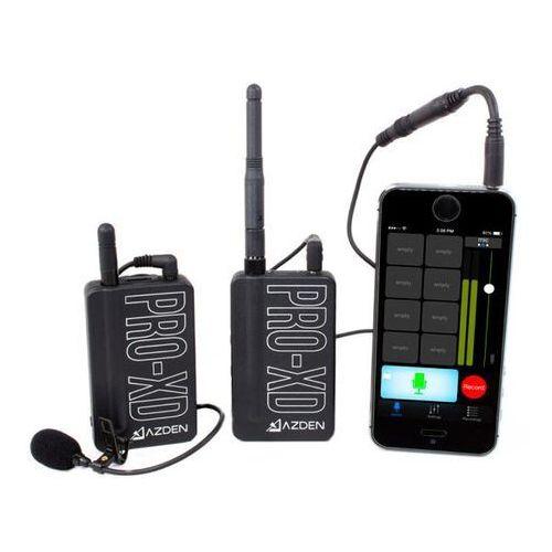 AZDEN Mikrofon bezprzewodowy PRO-XD - produkt w magazynie - szybka wysyłka!, 106641