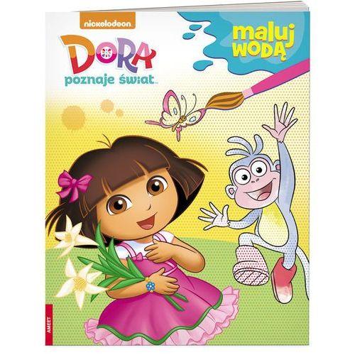 Dora poznaje świat Maluj wodą - Jeśli zamówisz do 14:00, wyślemy tego samego dnia. Darmowa dostawa, już od 99,99 zł.