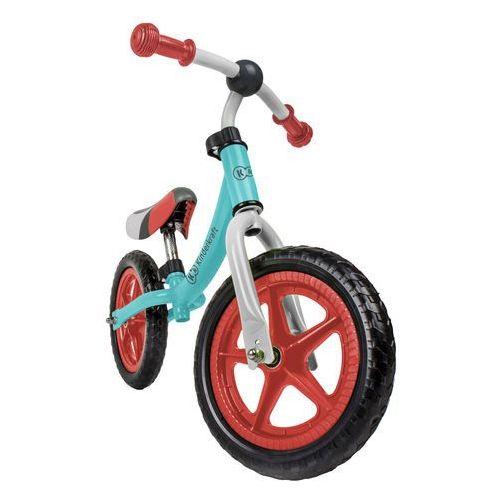 Kinderkraft Rowerek biegowy moov miętowy + skorzystaj z 10% rabatu na ten produkt! + zamów z dostawą jutro! + darmowy transport!