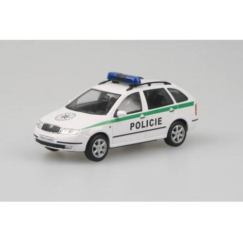 Skoda Fabia Combi Policie CR - Abrex