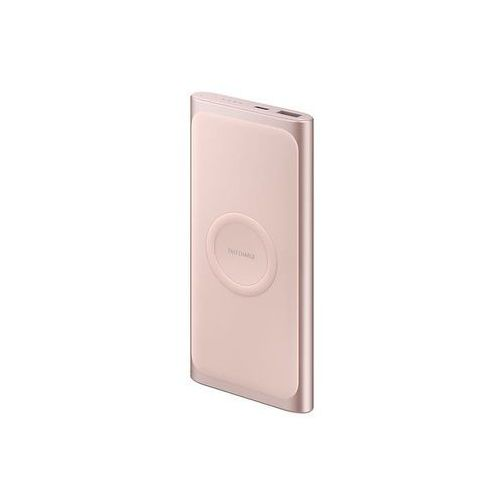 Samsung Wireless Battery Pack - Pink Powerbank - Różowy - (8801643702267)