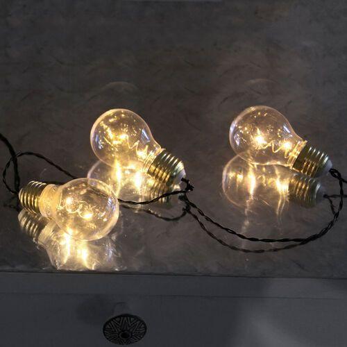Best season Pięciopunktowy łańcuch świetlny led glow battery
