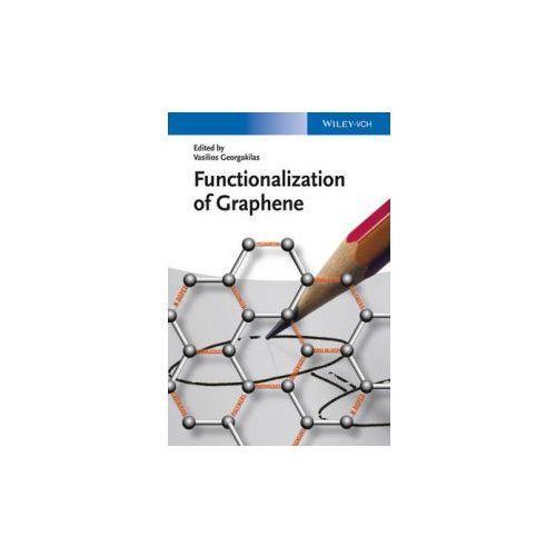 Functionalization of Graphene, książka z ISBN: 9783527335510