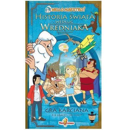 Gra Historia Świata Według Wredniaka, AM_5908259812151