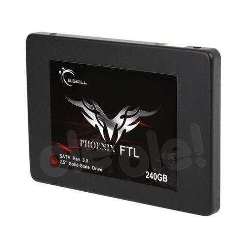 Dysk  phoenix ftl (dggskwb240wtf00) 240 gb + darmowy transport! marki G.skill