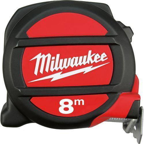 taśma miernicza 8 m, 48225308 marki Milwaukee