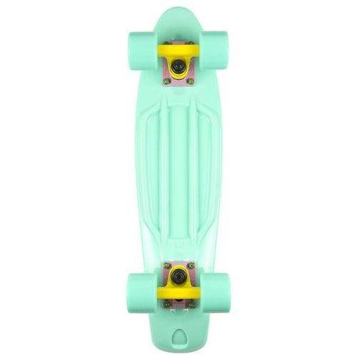 Fish skateboards Deskorolka fishskateboards summer green / summer yellow / summer green
