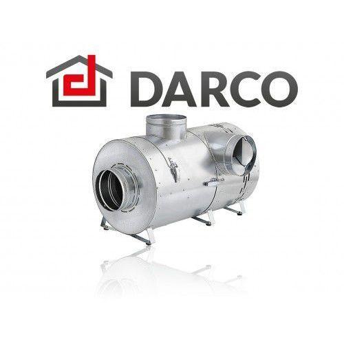 Darco Zestaw nawiewny (turbina z bypassem i filtrem) eco 125mm, 340m3/h (bananeco-1)
