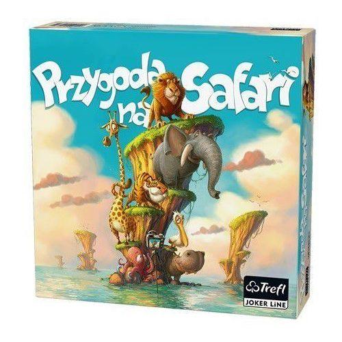 Trefl Przygoda na safari (5904262950712)