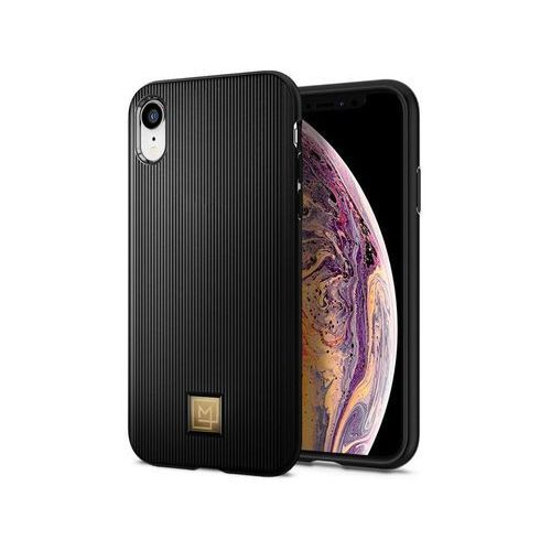 Etui Spigen LA Manon Classy Apple iPhone Xr Black