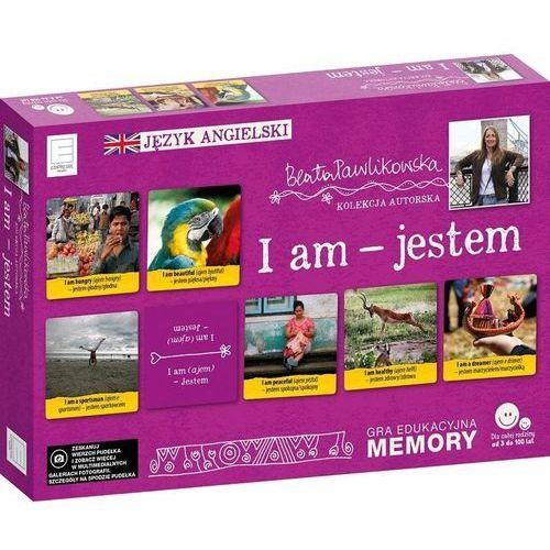 Edukacyjne memory językowe I am jestem (5904730596688)