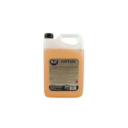 - artus - do czyszczenia tworzyw sztucznych i tapicerek marki K2