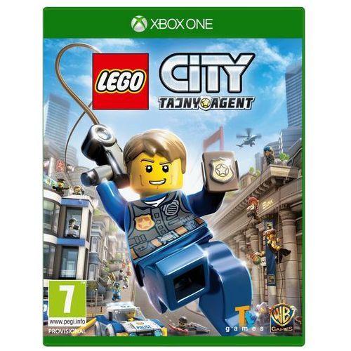 LEGO City Tajny Agent (Xbox One)
