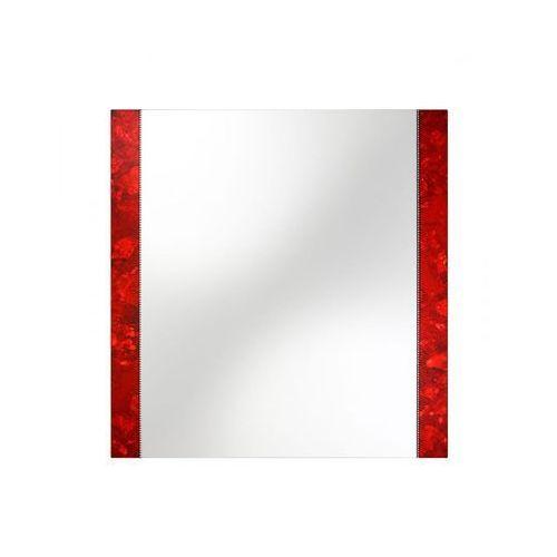 Dubiel vitrum Lustro łazienkowe bez oświetlenia ava 70 x 70 cm
