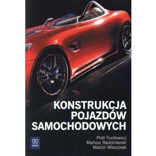 Konstrukcje pojazdów samochodowych (224 str.)