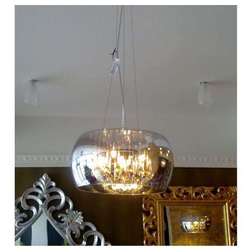 Lampa nad stół wisząca CRYSTAL śr. 40cm P0076-05L - produkt z kategorii- Lampy sufitowe