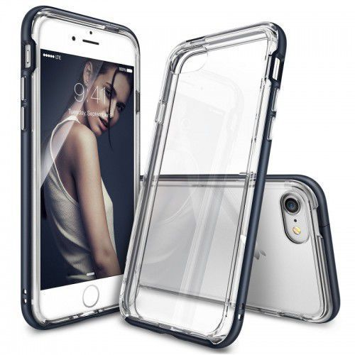 Rearth Ringke Fusion Frame Iphone 7 4,7'' - Sl Met (8809512152823)