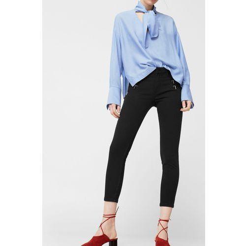 - jeansy zipper, Mango