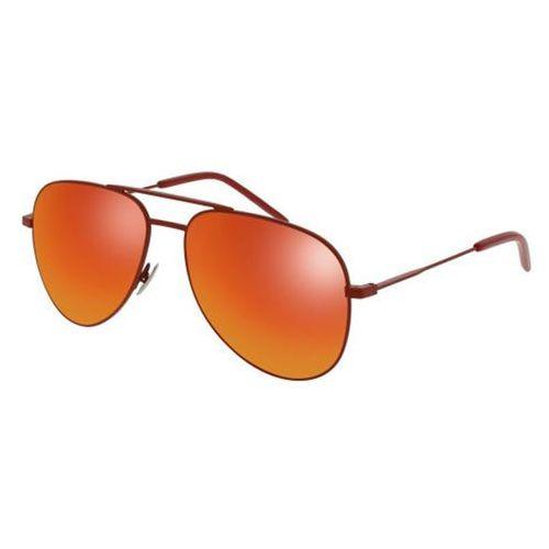 Saint laurent Okulary słoneczne classic 11 rainbow 003