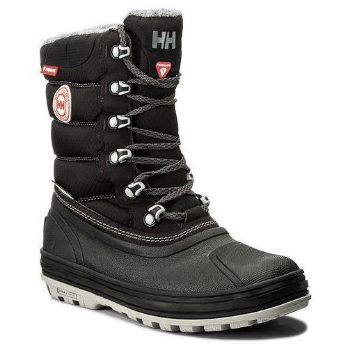 Śniegowce HELLY HANSEN - Tundra Cwb 112-32.991 Jet Black/Charcoal/Angora/Light Grey, 36-37