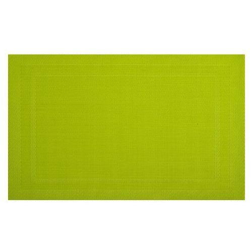 Fusion 2 mata stołowa pvc/ps 30x45cm green (śr. 260) marki Ambition