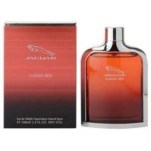 Jaguar Jaguar Classic RED Men 100ml EdT